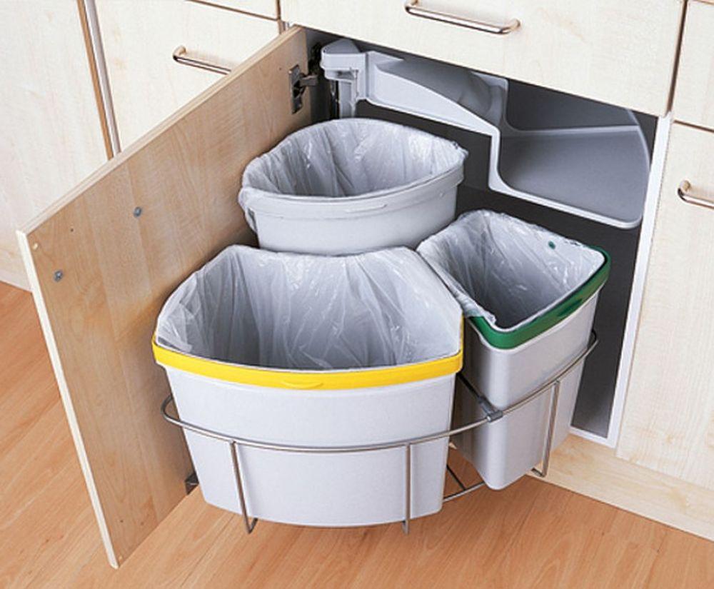 Ruang Keluarga Tempat Sampah