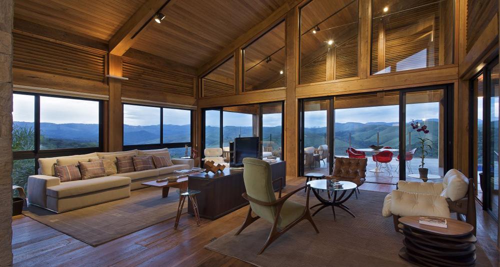 Sofa Rumah Kayu
