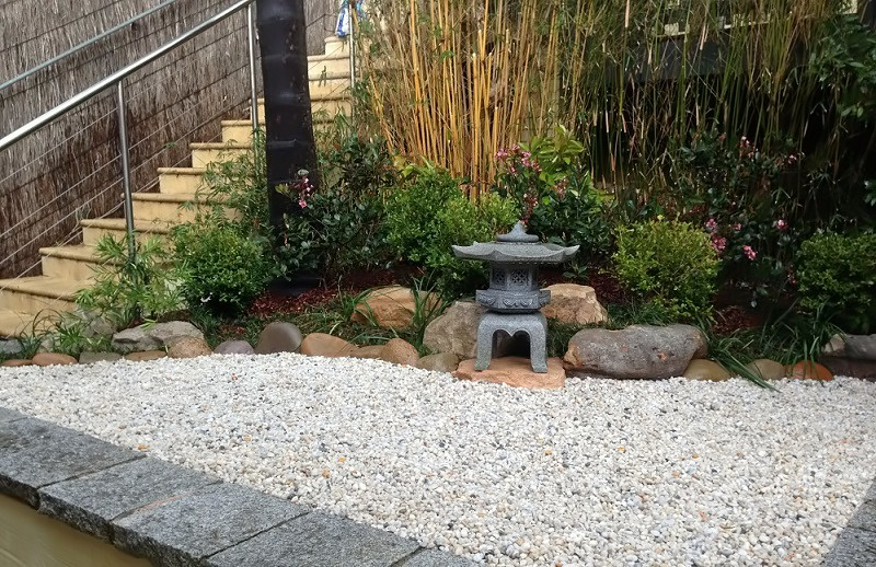 Taman Depan Rumah  Jepang