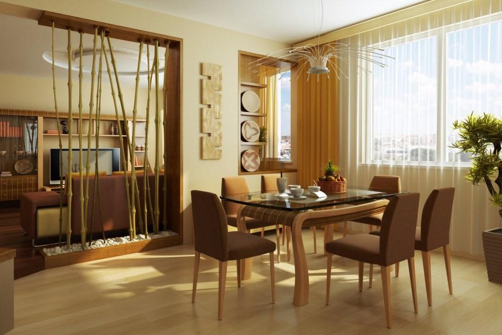 Bambu Partisi Ruangan