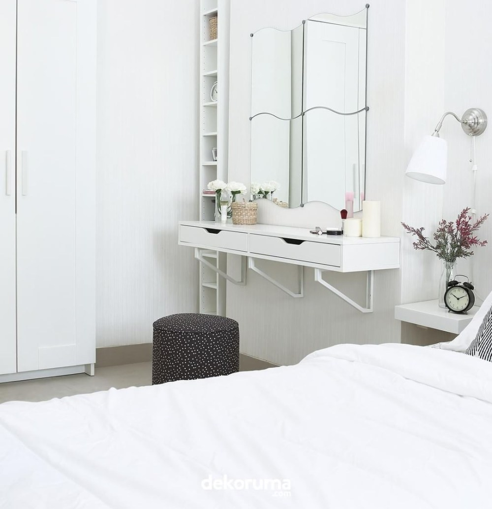 cermin desain rumah modern
