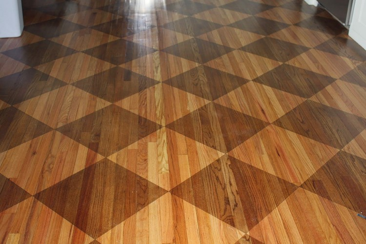 keramik motif kayu papan catur