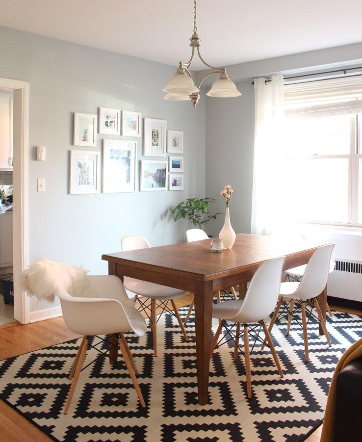 rumah sederhana dan elegan lantai kayu