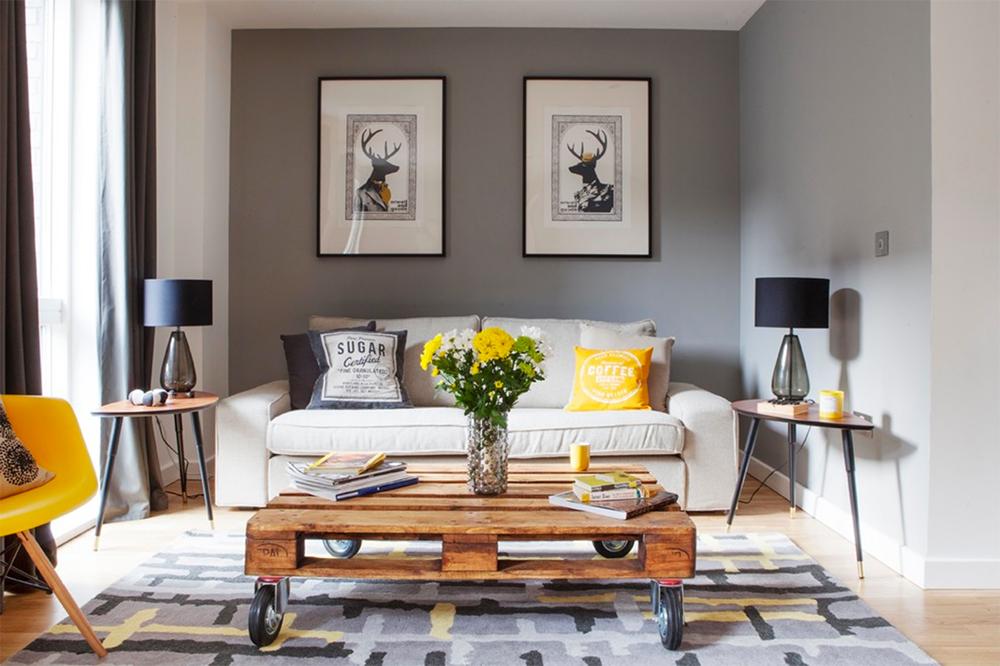 furnitur menurut harmonis sebagai aliran dekorasi rumah sederhana