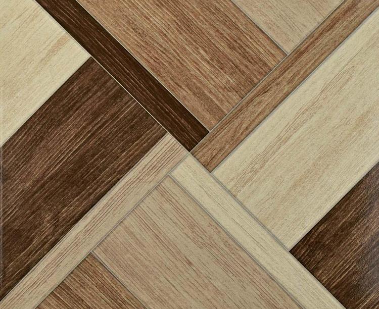 keramik motif kayu segitiga