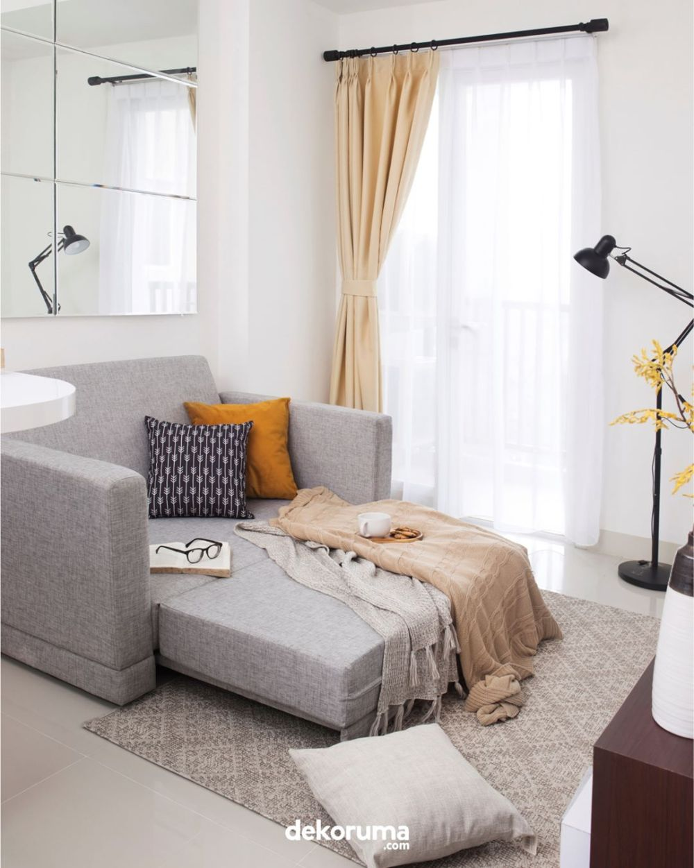 Ganti suasana dengan mengganti kain aksesoris rumah