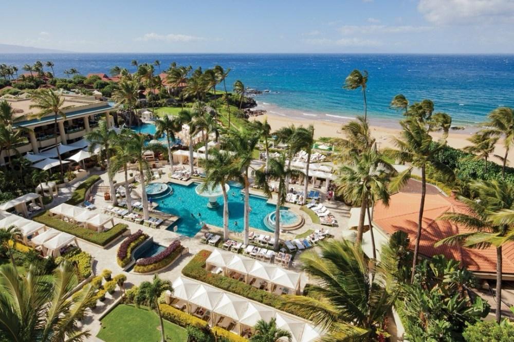 Kolam Renang Four Seasons Resort Hawaii