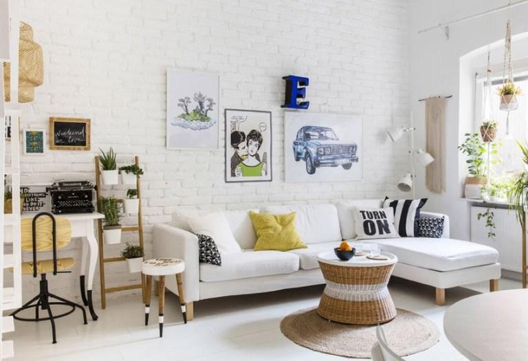 5 Cara Mendekor Ruang Tamu Sederhana Yang Kamu Ga Tau!