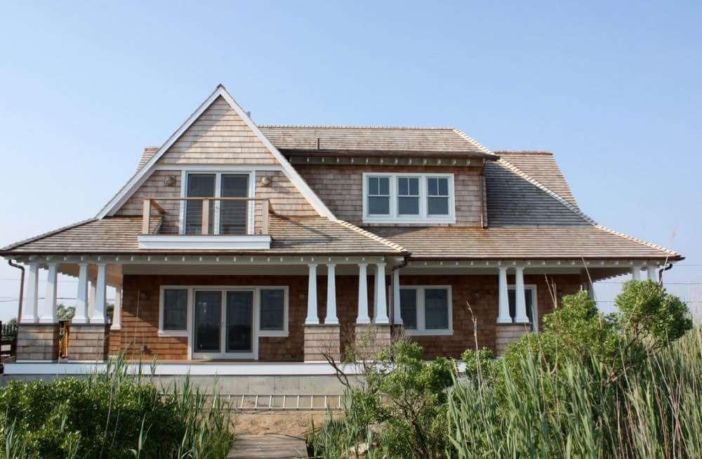 Model Atap Rumah Bonet