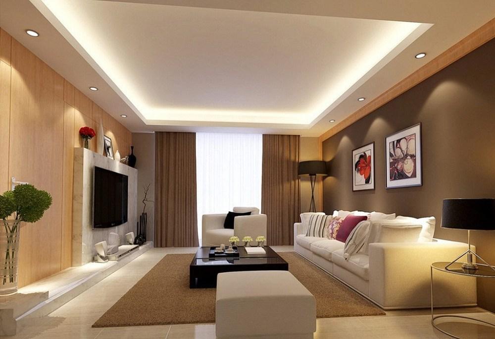 Rumah Ramah Lingkungan Lampu Led