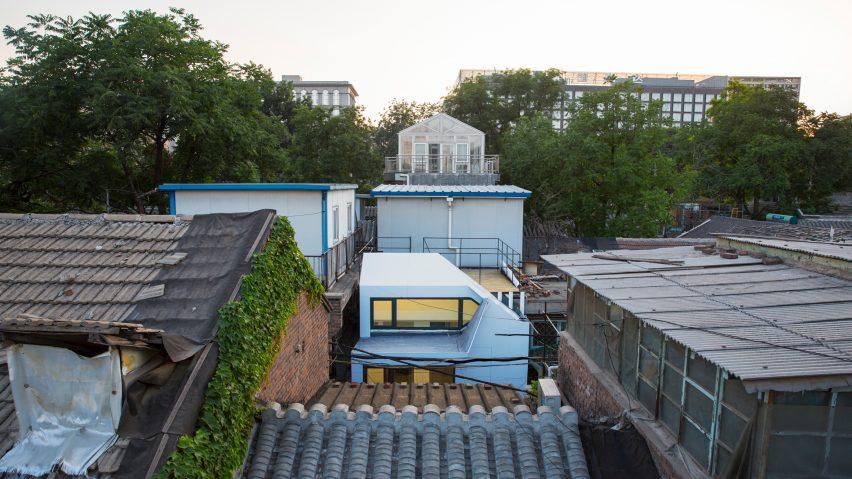 Rumah Terkecil Di dunia Rumah di Atas Sepeda Roda Tiga
