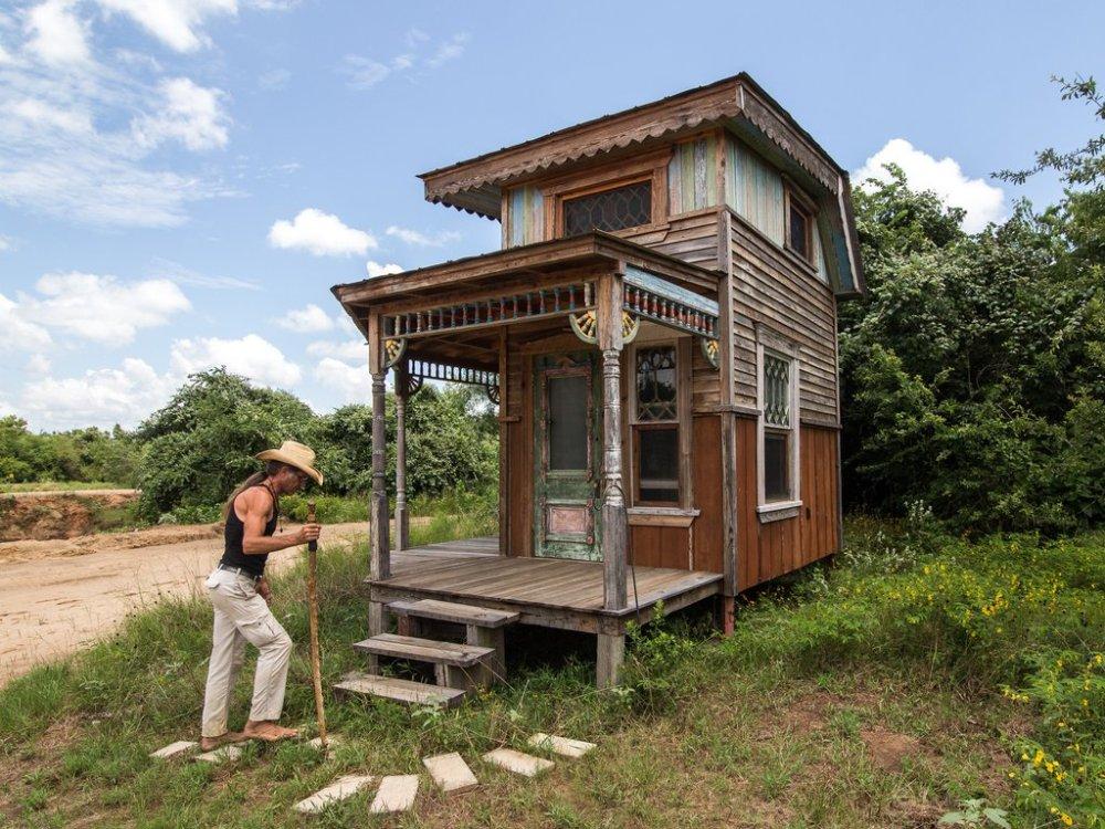 Rumah Terkecil Di dunia Tiny Texas House