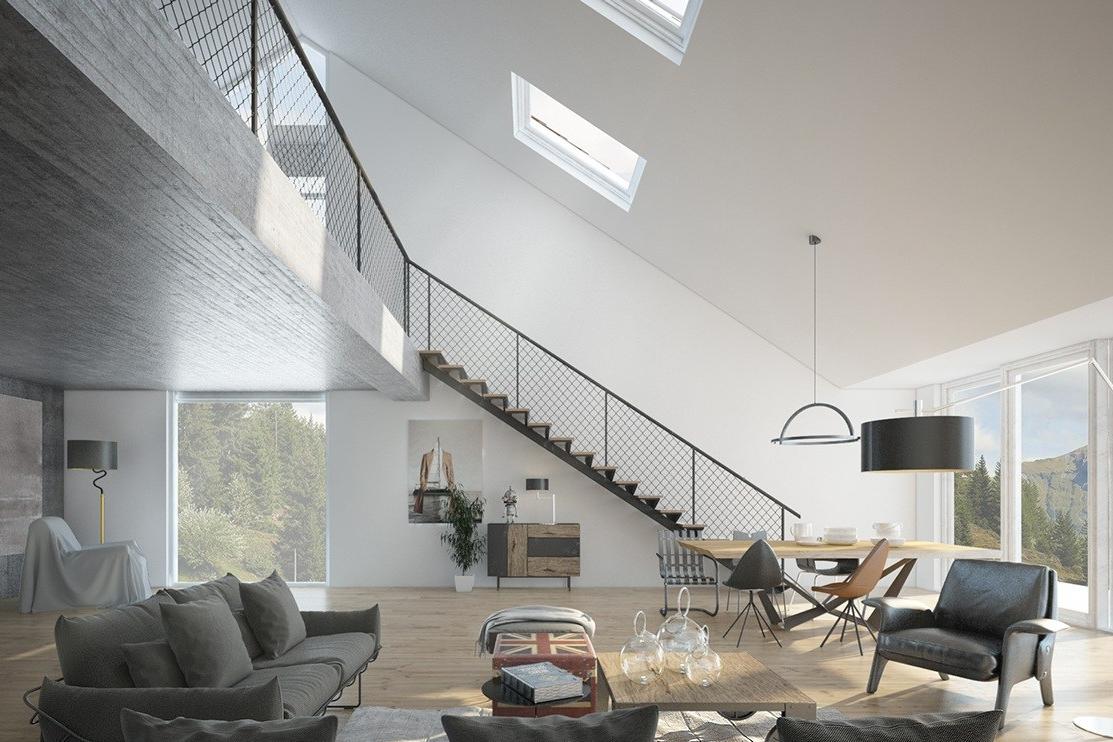 12 Desain Rumah Tingkat Keren Untuk Keluarga Baru