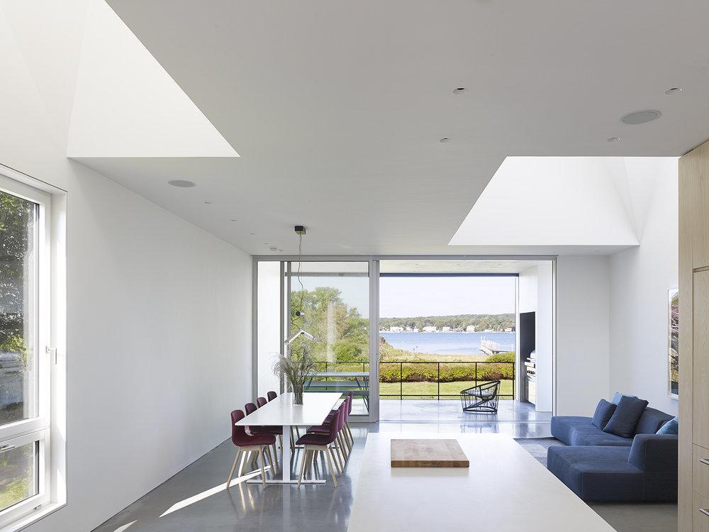 Void Rumah Pencahayaan Alami