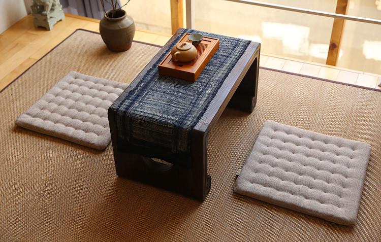 Zabuton Interior Rumah Jepang