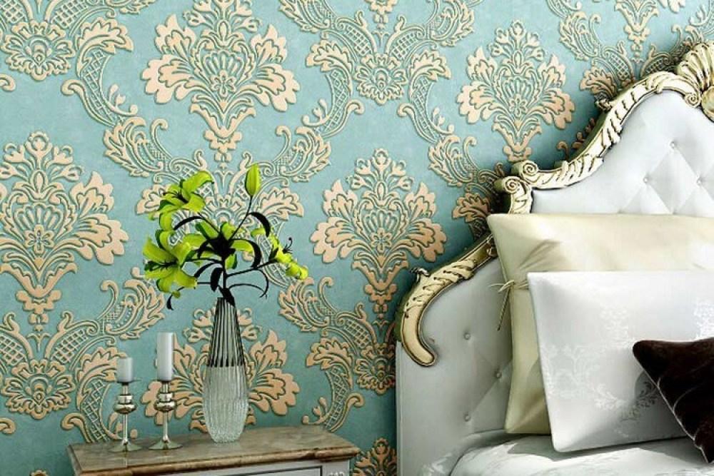 wallpaper desain vintage bermotif