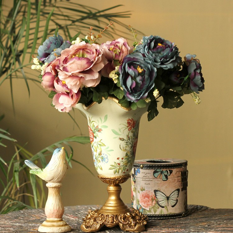 dekorasi desain vintage