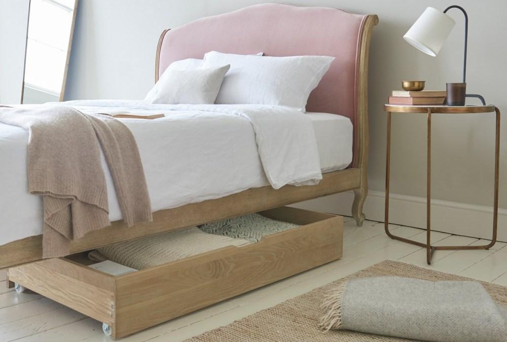 cara menghias kamar tidur yang sempit penyimpanan