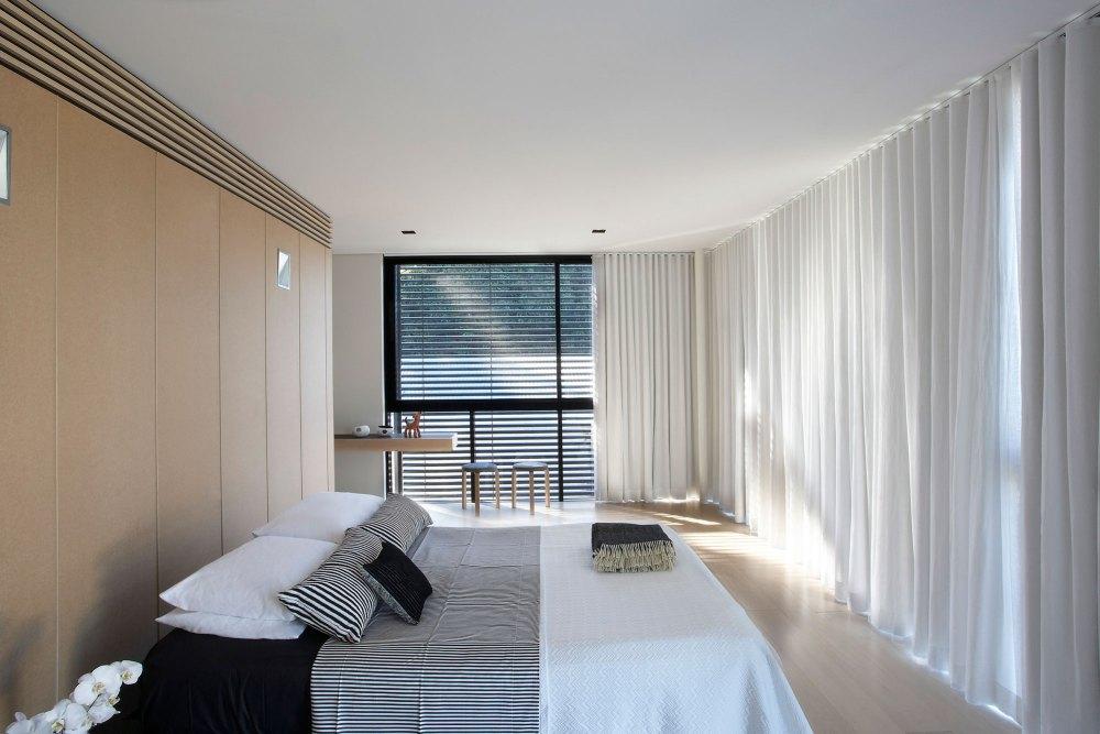 desain kamar tidur minimalis gorden
