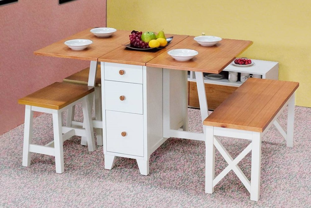 5 Perabotan Paling Penting di Ruang Makan Minimalis