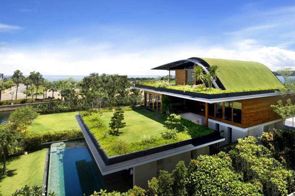 5 Ciri Penting dari Rumah Ramah Lingkungan