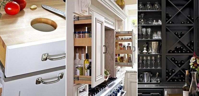 desain kitchen set