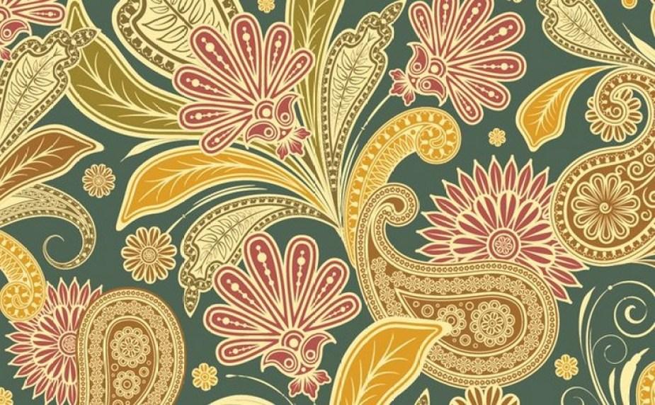 motif desain vintage