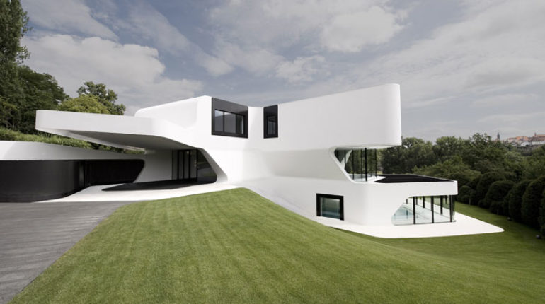 Arsitektur Kotemporer Material