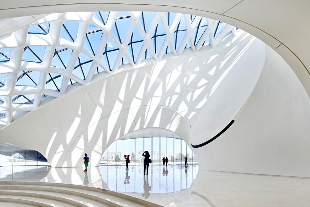 Arsitektur Kotemporer Pencahayaan Alami
