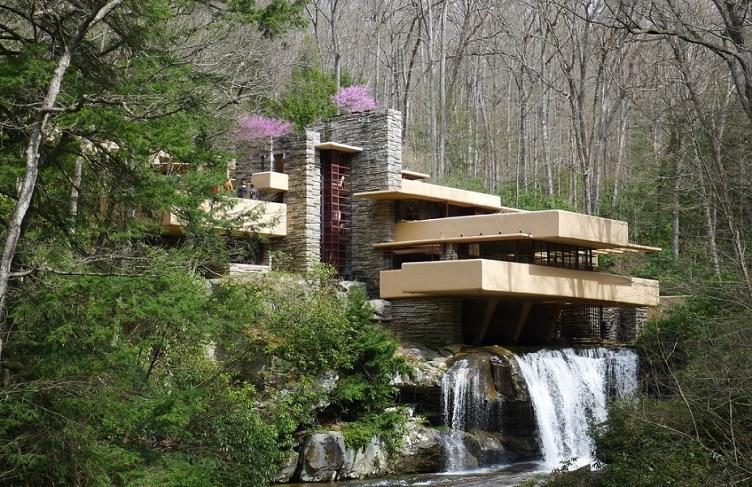 Arsitektur Modern Hubungan Lingkungan Sekitar