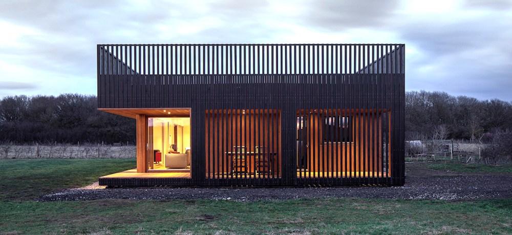 Arsitektur Modern Material