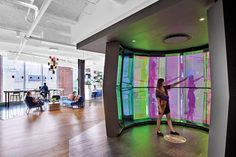 Kreatif Banget 7 Desain Kantor Google Ini Bikin Semangat
