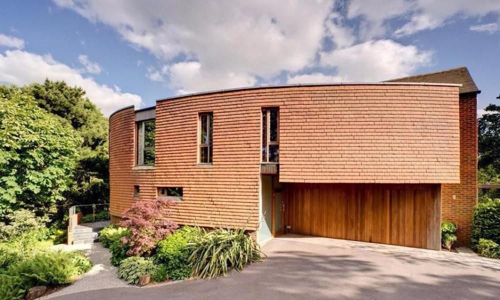 50 Foto Desain Rumah Sederhana Dari Batu Bata Terbaik Download