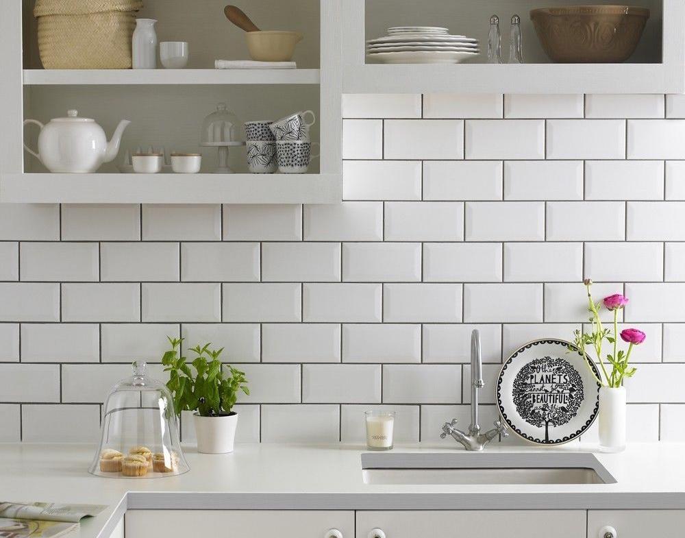 Keramik Dinding Dapur Memilih Material