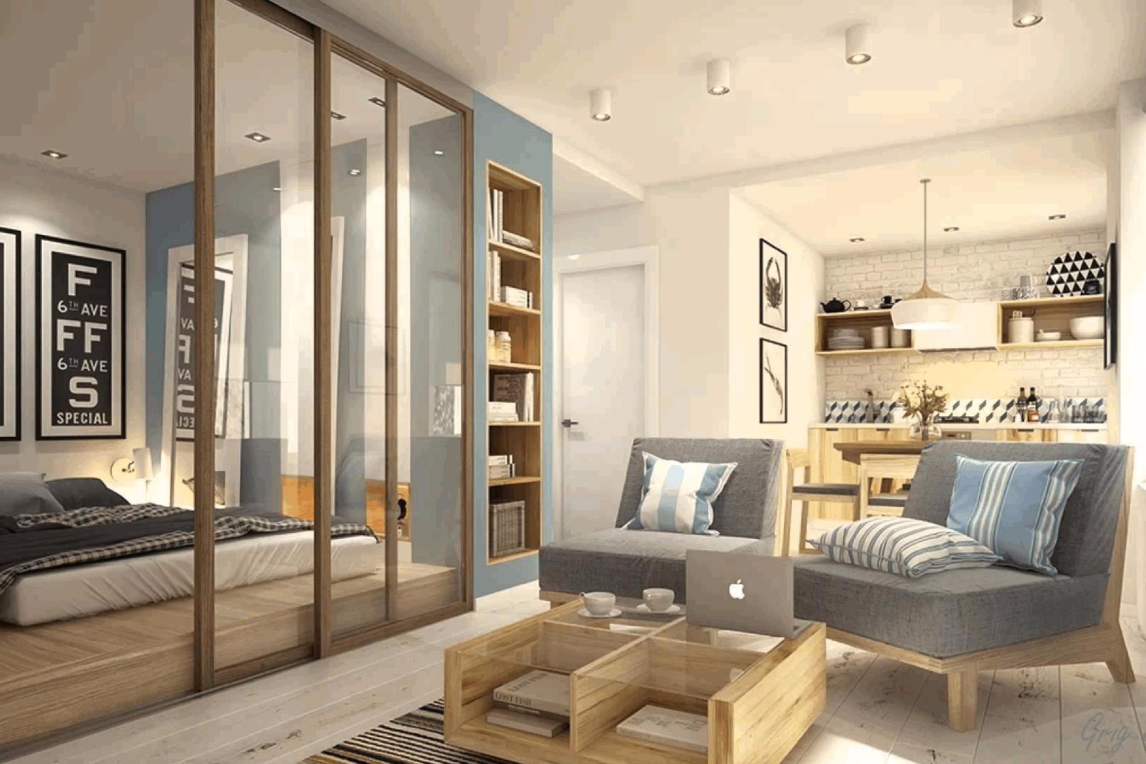 9 Ide Partisi Minimalis Ini Bisa Buat Ruanganmu Tampak Lebih Luas