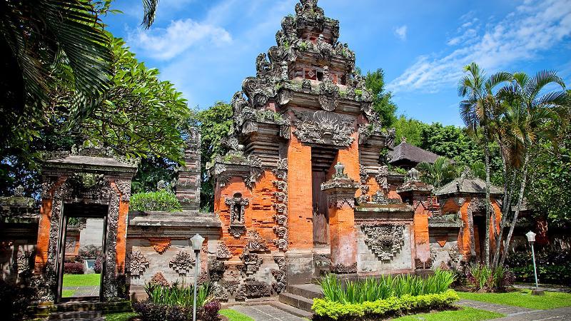 Rumah Bali Fengsui