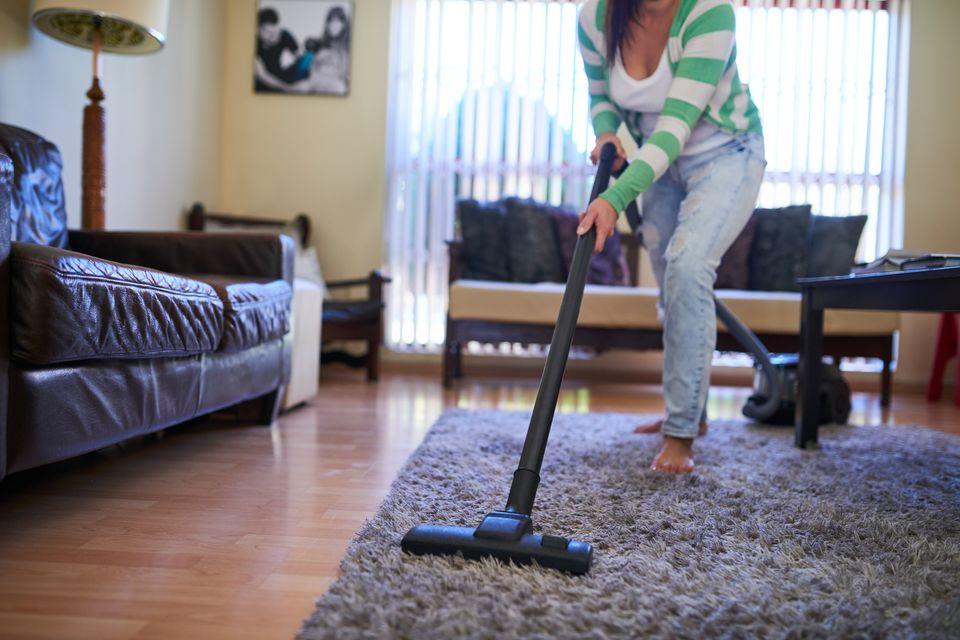 Rumah Bersih Fokus Pada Satu Ruang