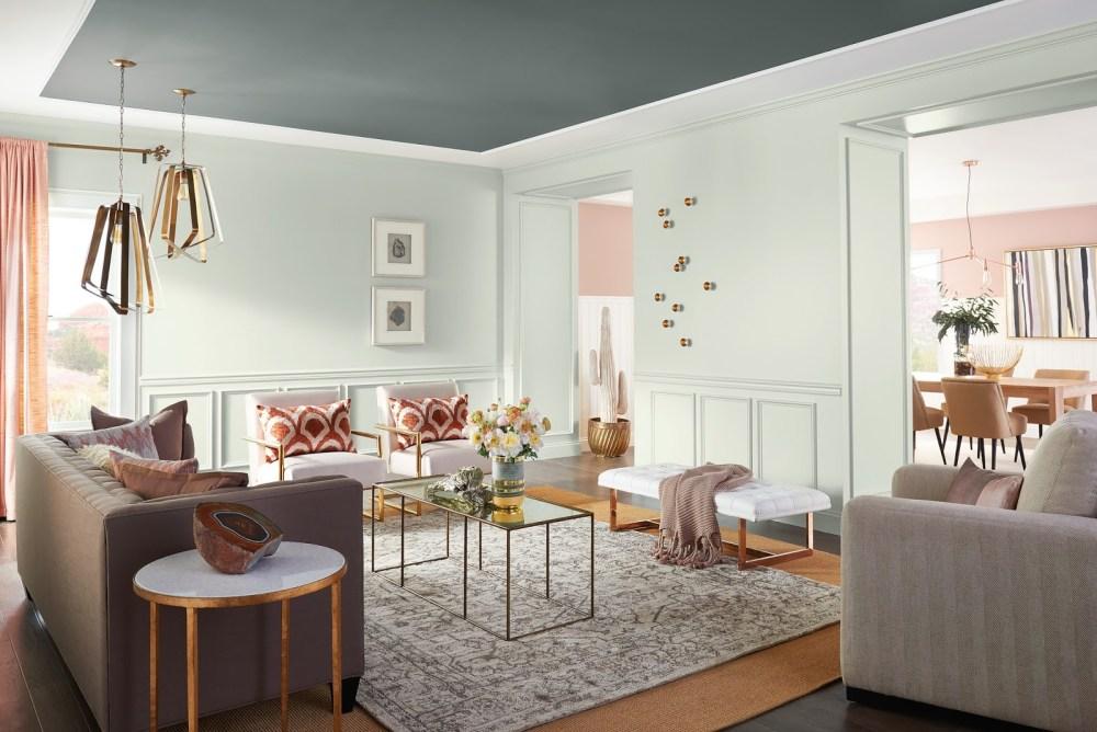 Yuk Lihat Seperti Apa Tren Warna Cat Rumah Minimalis Tahun 2018