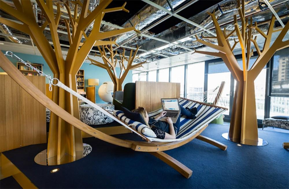 Desain Kantor Google Sydney