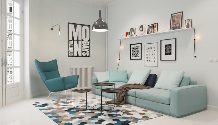 14 Model Ruang Tamu untuk Rumah Masa Depanmu