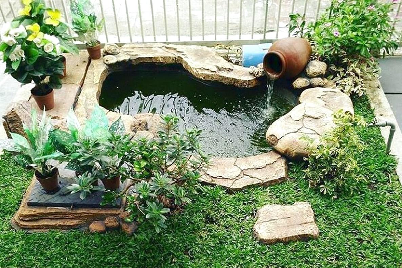 7 Desain Taman Minimalis Di Lahan Sempit