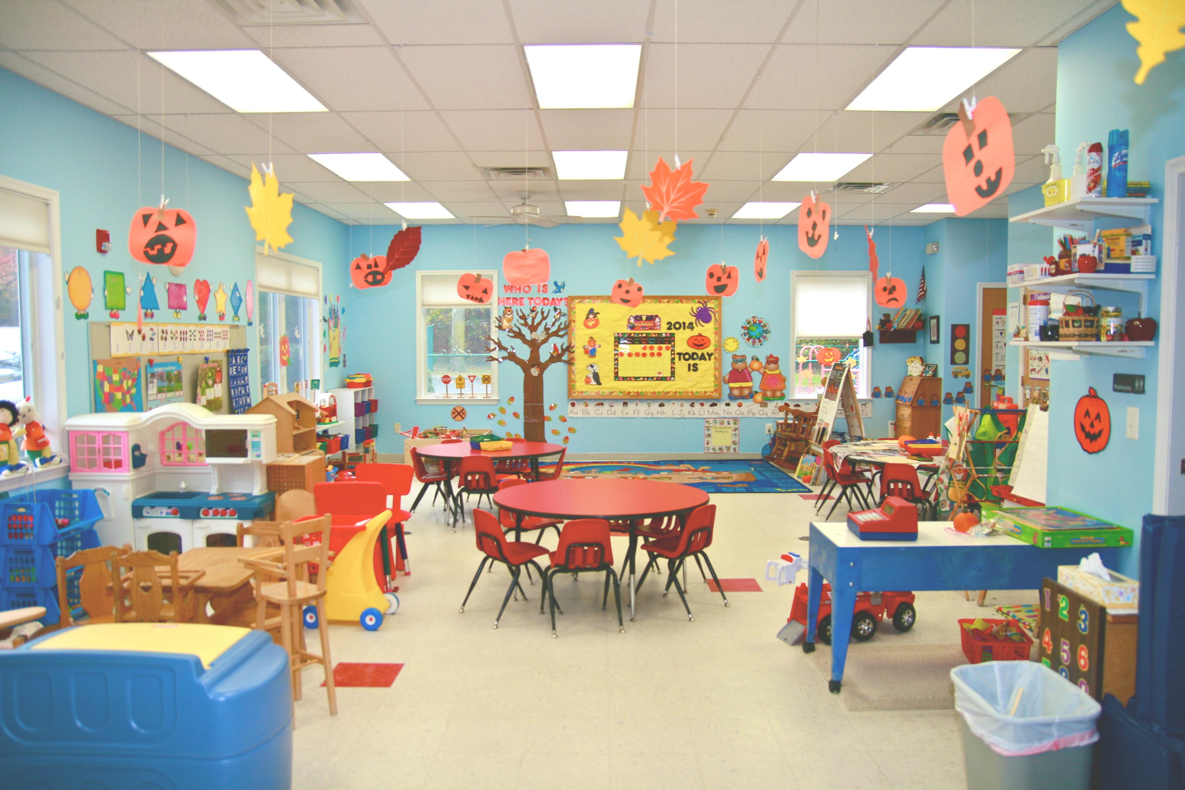 inspirasi dekorasi kelas
