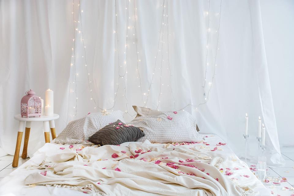 Lilin Aroma Terapi Dekorasi Kamar Tidur
