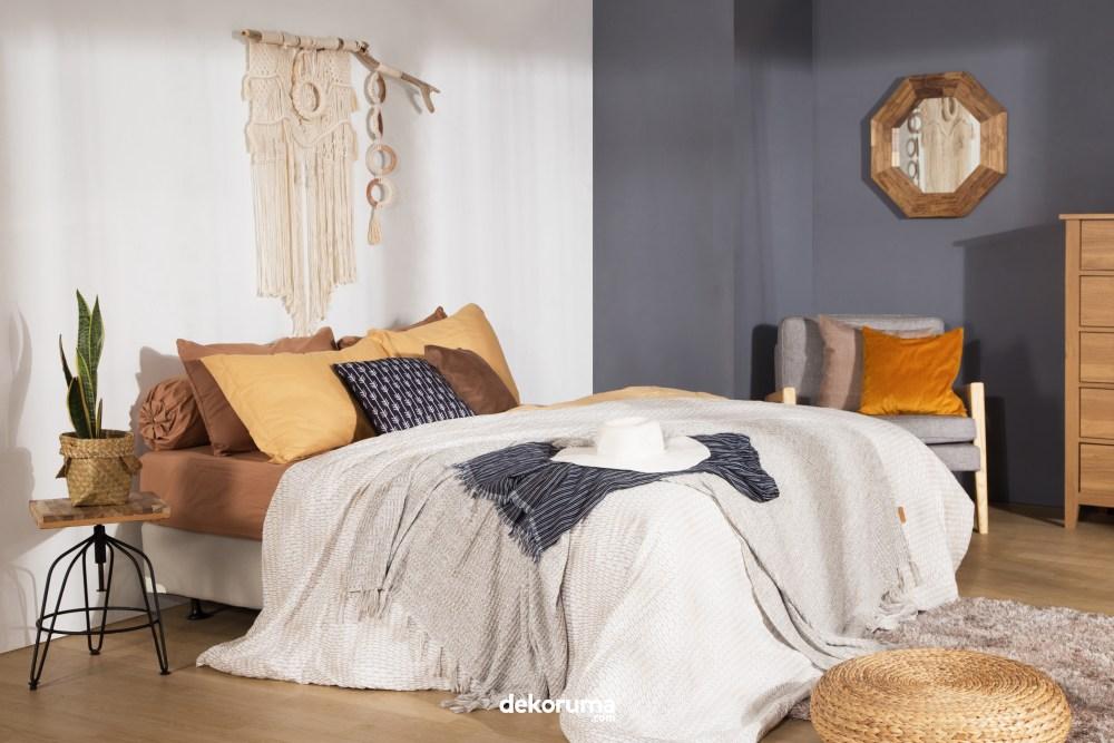 Desain Rumah Kamar Tidur Natural