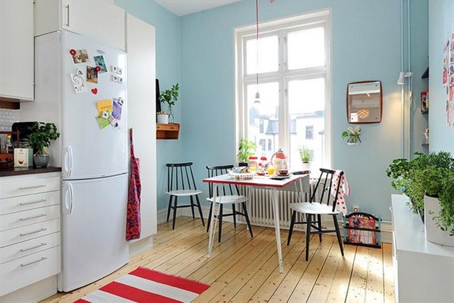 Desain Ruang Makan Mini