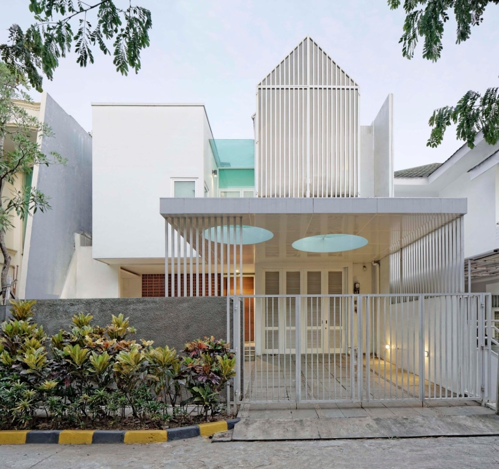 7 Inspirasi Fasad Rumah Minimalis Karya Arsitek Indonesia