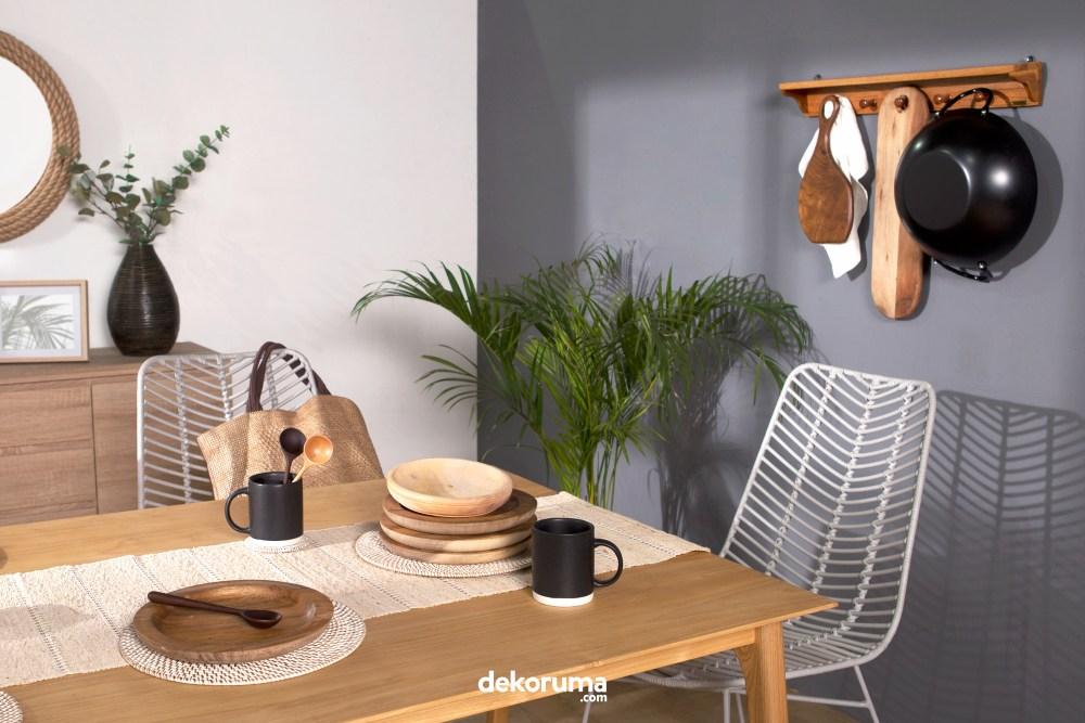 Desain Rumah Natural Indoor-Plant