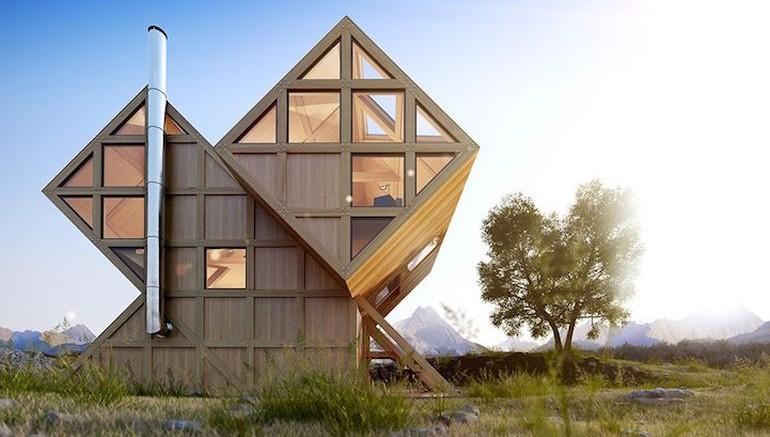 Prinsip Desain Arsitektur Asimetris