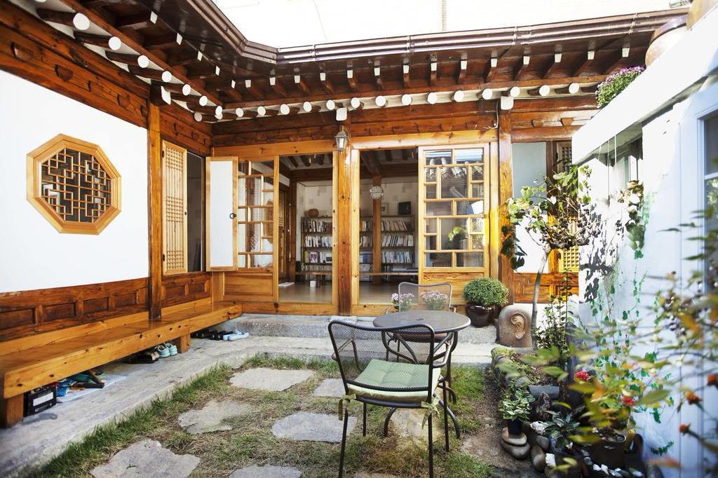 Mengenal Hanok Rumah Korea Tradisional Yang Mempesona