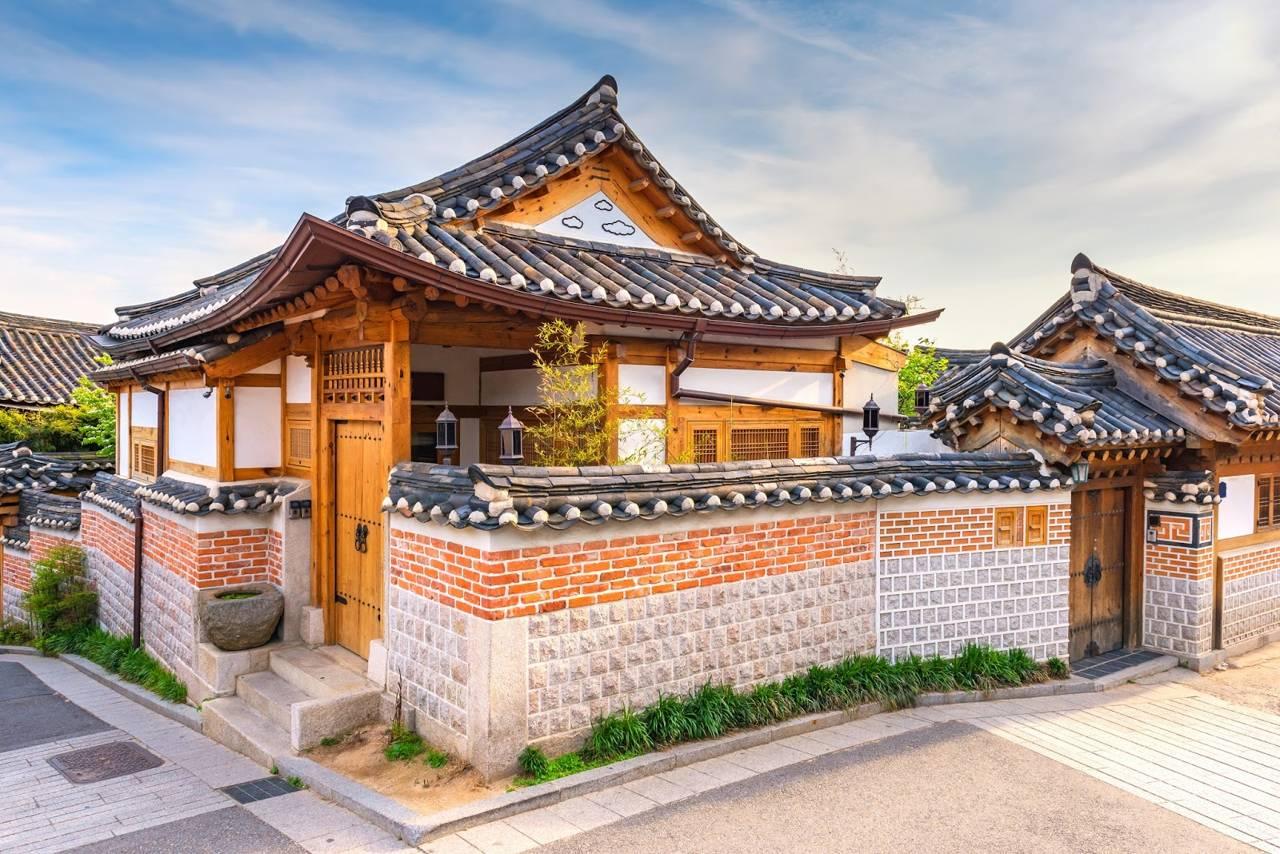 68 Gambar Desain Rumah Orang Korea Yang Bisa Anda Contoh Download